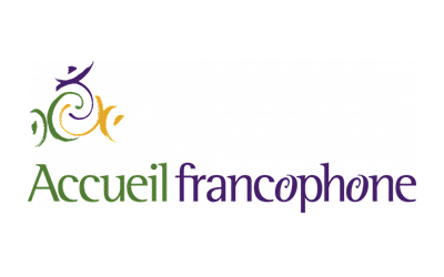 Accueil francophone.