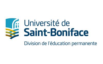 Division de l'éducation permanente de l'Université de Saint-Boniface.