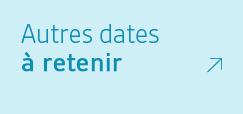 Autres dates à retenir