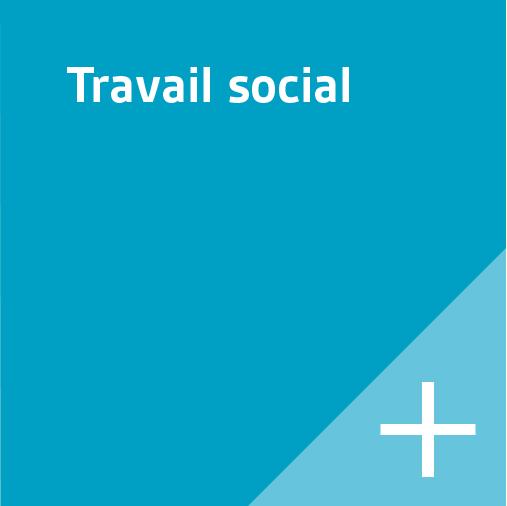 Bouton - travail social