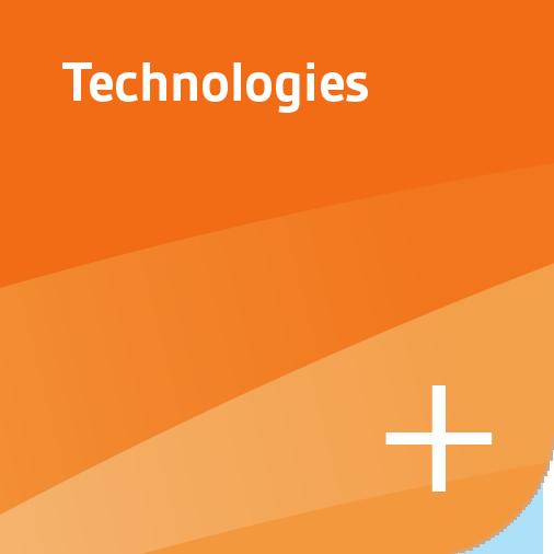 Bouton - technologies