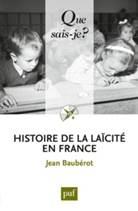Histoire de laïcité en France
