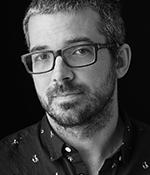 Mathieu Simard, auteur.