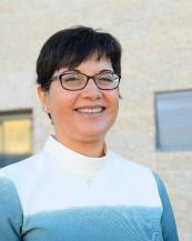 Maria Arentsen, chercheuse