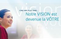 Rapport aux donateurs  - VISION (2016)