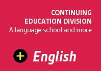 Continuing Education Division – English