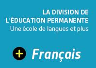 La DEP - Une école de langues et plus