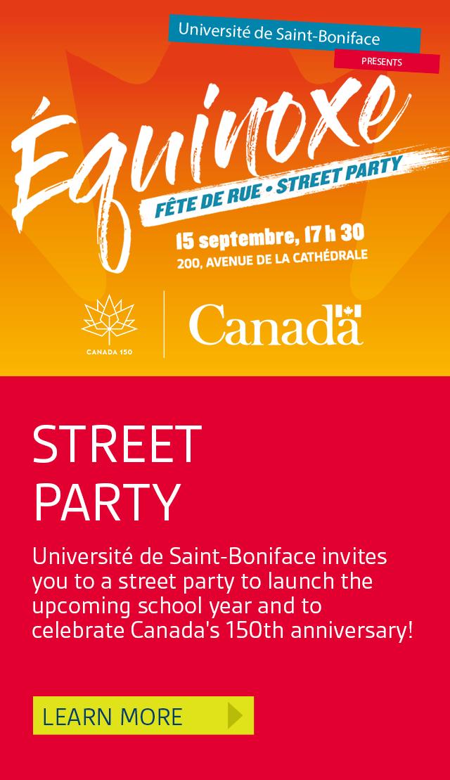 Highlight: Street Party