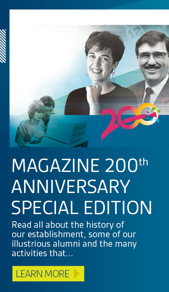 Magazine special 200th anniversary edition