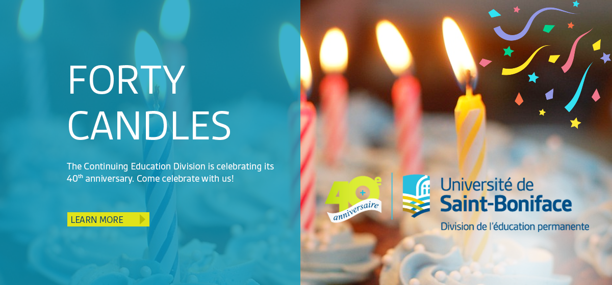 Highlights: Forty Candles!