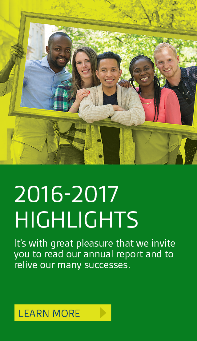 Highlight: 2016-2017 Annual Report