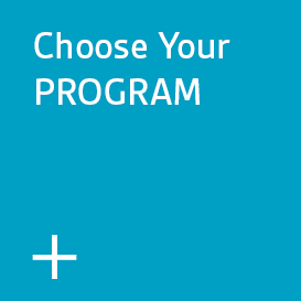 Choisissez votre programme d'études