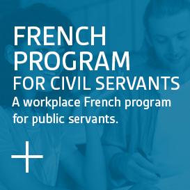 French Program for Civil Servants