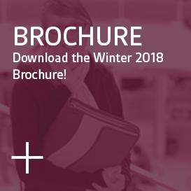 Brochure - Download the Winter 2018 Brochure!