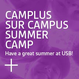 Camplus sur campus summer camp