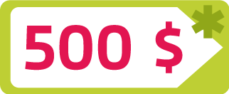 500 $