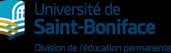Logo - Division de l'éducation permanente