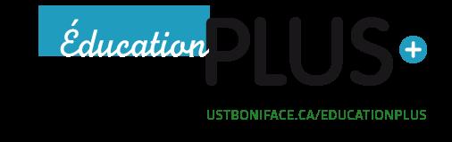 Éducation plus - ustboniface.ca/educationplus