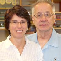 Sylvie Rondeau et Émile Hacault