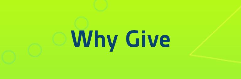 Pourquoi donner