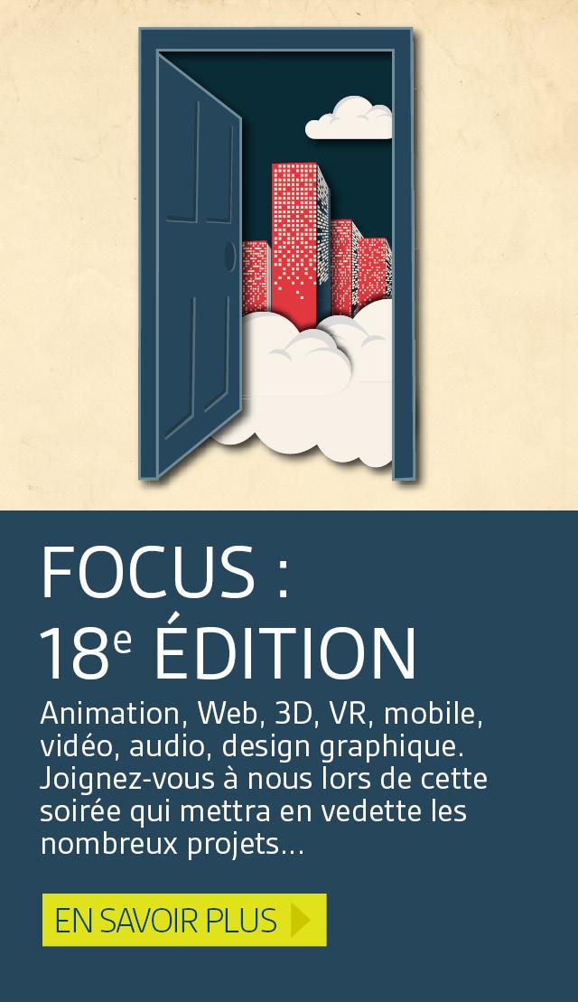 Focus : 18e édition