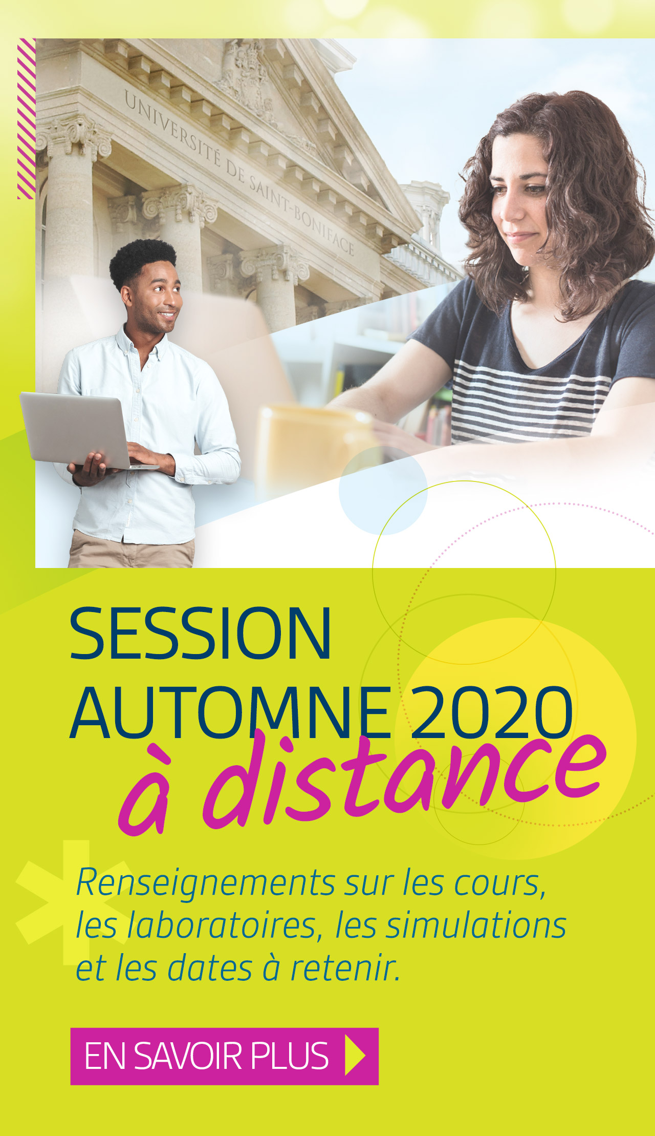 Session automne 2020