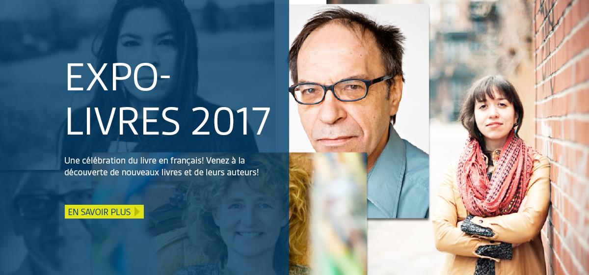 En vedette : Expo-livres 2017