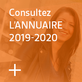 Consultez l'annuaire 2019-2020