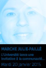 4e Marche commémorative Julie-Paillé - 20 janvier 2015