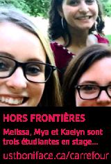 Hors Frontières : Étudiantes en France