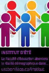L'Institut d'été de la Faculté d'éducation