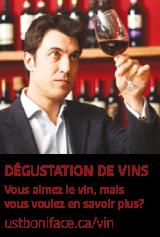 Vous aimez le vin et vous voulez en savoir plus?
