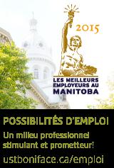Possibilités d'emploi
