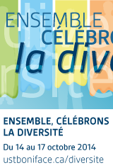 Ensemble, célébrons la diversité!