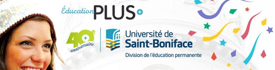 Education Plus - 40e de la Division de l'éducation permanente