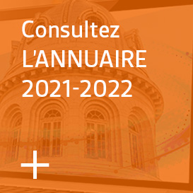 Consultez l'annuaire 2021-2022.