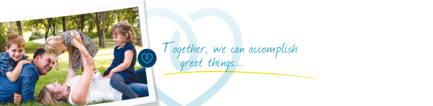 Together, we can accomplish great things...