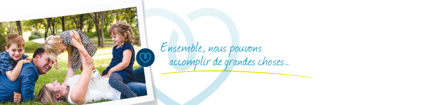 Ensemble, nous pouvons accomplir de grandes choses...