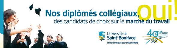 Nos diplômés collégiaux, des candidats de choix sur le marché du travail