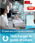 Guide étudiant - Communication-multimédia