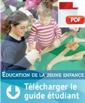 Guide étudiant - Éducation de la jeune enfance