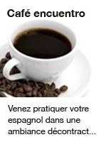 Café encuentro - Venez pratiquer votre espagnol dans une ambiance décontract...