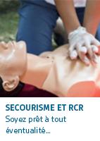 Secourisme et RCR