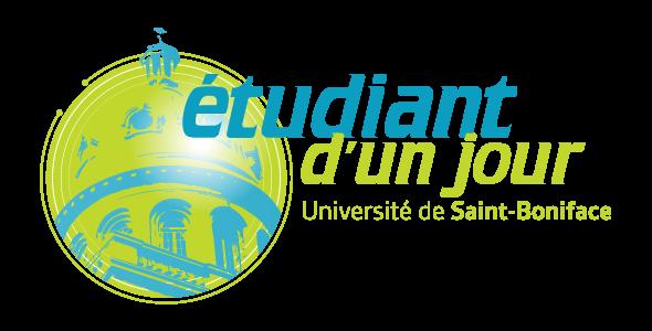 Étudiant d'un jour - Université de Saint-Boniface