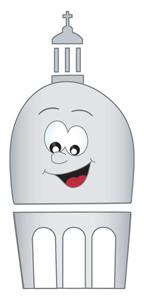 Logo camps d'été à l'USB
