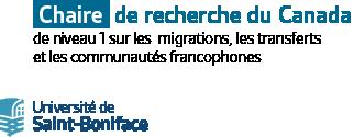 Chaire de recherche du Canada de niveau 1 sur les migrations, les transferts et les communautés francophones