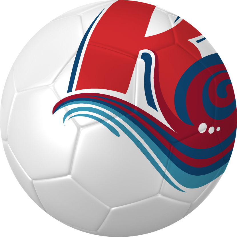 Ballon de soccer - Les Rouges