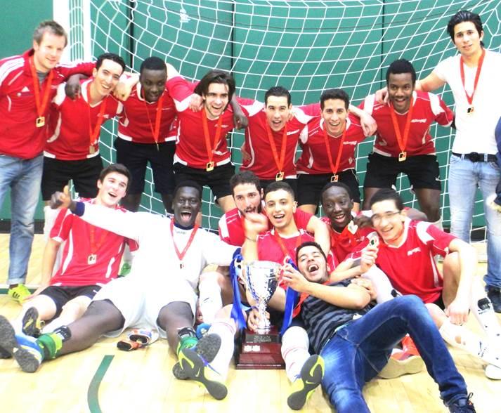 Équipe masculine de futsal - Les Rouges