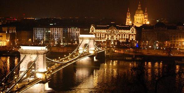 Budapest, la nuit