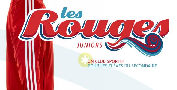 L'éveil des Rouges juniors : des camps pour les élèves de la 7<sup>e</sup> à la 12e